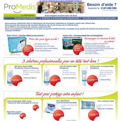 Newsletter promedis